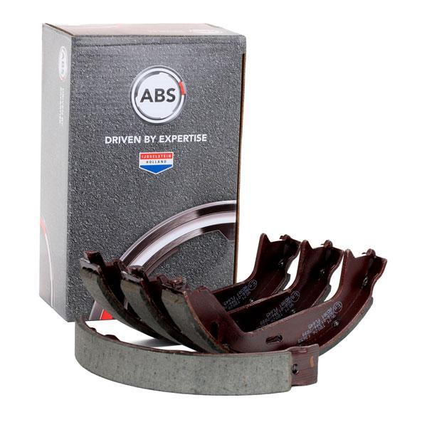 A.B.S. Brake Shoe Set, parking brake