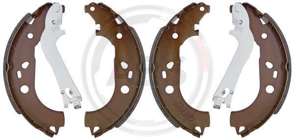 Original FIAT Bremsbacken für Trommelbremse 9153