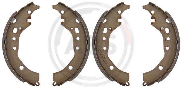 Original SUBARU Bremsbacken für Trommelbremse 9309