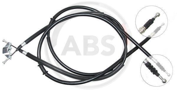 OPEL ASTRA 2017 Handbremse - Original A.B.S. K12805