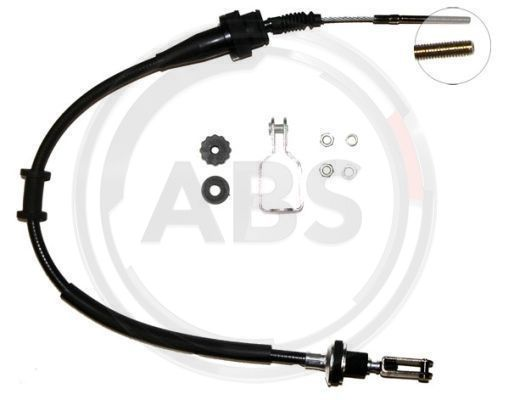 A.B.S.: Original Kupplungsseilzug K22800 ()