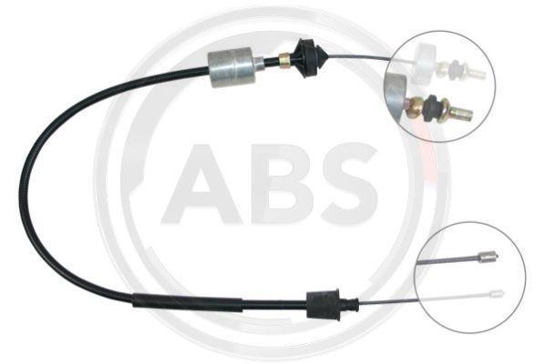 K26050 A.B.S. vorne Seilzug, Kupplungsbetätigung K26050 günstig kaufen