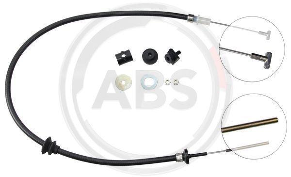 K26220 A.B.S. vorne, Nachstellung: mit manueller Nachstellung Seilzug, Kupplungsbetätigung K26220 günstig kaufen