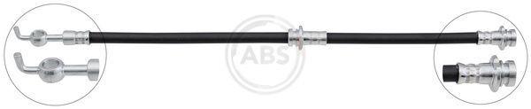 A.B.S.: Original Rohre und Schläuche SL 3603 (Gewindemaß 1: INN. M10x1, Gewindemaß 2: BANJO 10.0 mm)