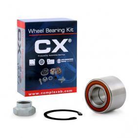 Įsigyti ir pakeisti rato guolio komplektas CX CX039