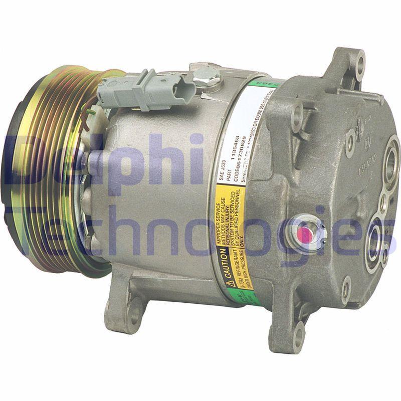 Original Airconditioning TSP0155307 Citroen