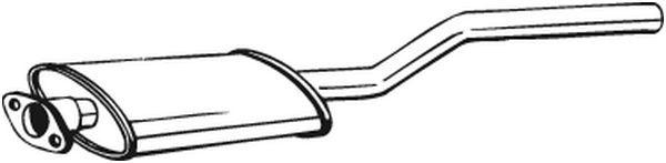 BOSAL: Original Vorschalldämpfer 200-363 ()