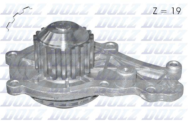 C129 Kühlmittelpumpe DOLZ in Original Qualität