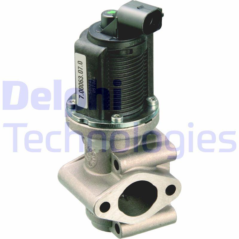 EG10259 DELPHI mit Dichtungen AGR-Ventil EG10259-12B1 günstig kaufen
