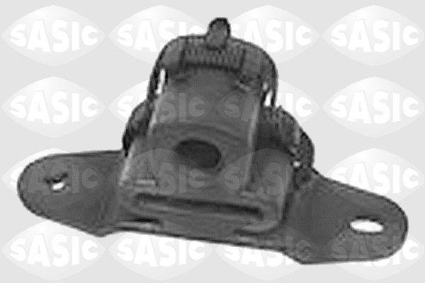 Halter, Abgasanlage SASIC 7551J61