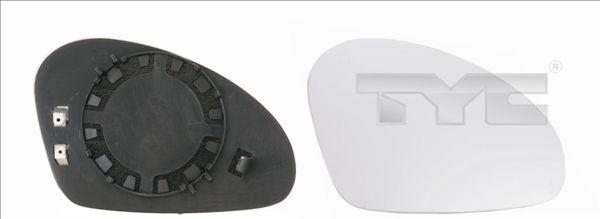 331-0048-1 TYC links Spiegelglas, Außenspiegel 331-0048-1 günstig kaufen