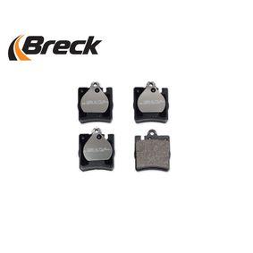 21899 00 702 20 Bremsbelagsatz BRECK - Markenprodukte billig