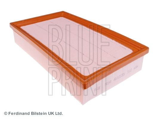 BLUE PRINT: Original Luftfiltereinsatz ADJ132201 (Länge: 301mm, Länge: 301mm, Breite: 172,5mm, Höhe: 56mm)