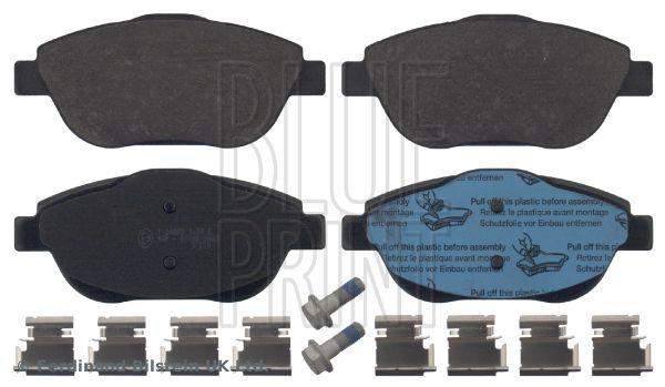 BLUE PRINT Bremsbelagsatz, Scheibenbremse ADP154208