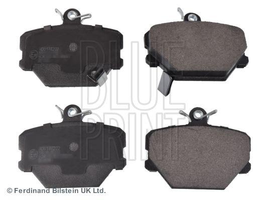 Original SMART Bremsbelagsatz ADU174202