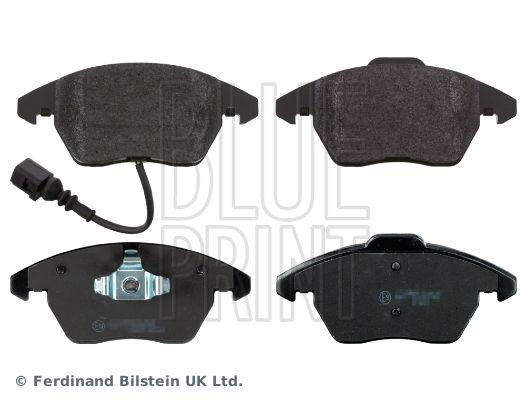 Volkswagen POLO 2014 Brake pad set disc brake BLUE PRINT ADV184204: Front Axle