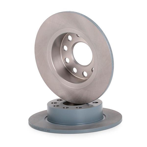 ADV184306 Bremsscheiben BLUE PRINT ADV184306 - Große Auswahl - stark reduziert
