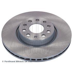 ADV184308 BLUE PRINT Eje delantero, Ventilación interna, revestido Ø: 312,0mm, Espesor disco freno: 25mm Disco de freno ADV184308 a buen precio