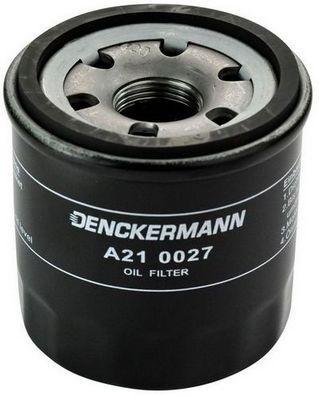 A210027 DENCKERMANN Anschraubfilter Innendurchmesser 2: 62mm, Innendurchmesser 2: 54mm, Höhe: 67mm Ölfilter A210027 günstig kaufen