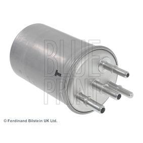 ADJ132301 BLUE PRINT Leitungsfilter Höhe: 187mm Kraftstofffilter ADJ132301 günstig kaufen
