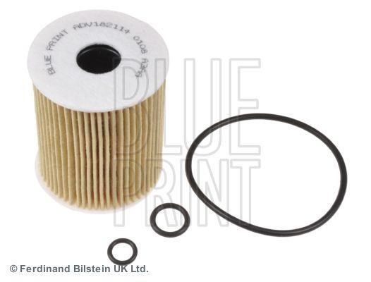 Achetez Filtre à huile BLUE PRINT ADV182114 (Diamètre intérieur: 22,0mm, Ø: 65,0mm, Hauteur: 76mm) à un rapport qualité-prix exceptionnel