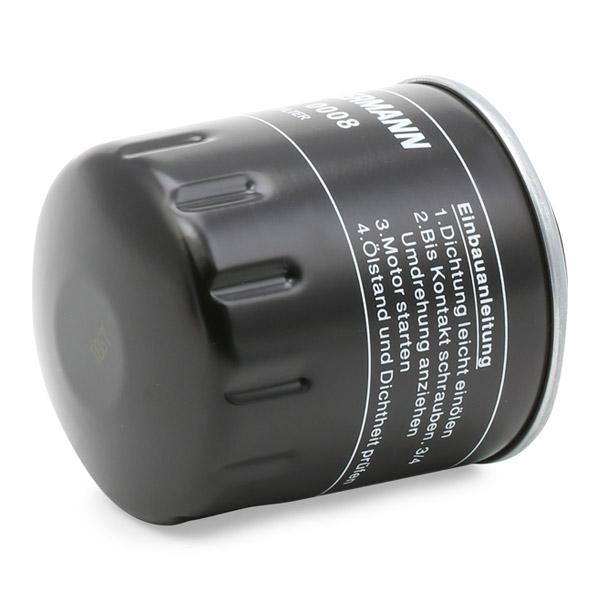 A210008 Filtre à huile DENCKERMANN - Produits de marque bon marché