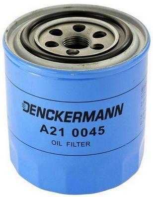 A210045 DENCKERMANN Anschraubfilter Innendurchmesser 2: 72mm, Innendurchmesser 2: 63mm, Höhe: 103mm Ölfilter A210045 günstig kaufen