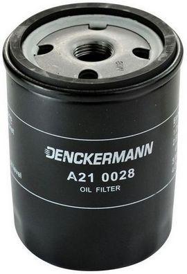 DENCKERMANN: Original Ölfilter A210028 (Innendurchmesser 2: 72mm, Innendurchmesser 2: 63mm, Höhe: 102mm)