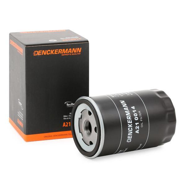 A210014 DENCKERMANN Anschraubfilter Innendurchmesser 2: 72mm, Innendurchmesser 2: 63mm, Höhe: 121mm Ölfilter A210014 günstig kaufen