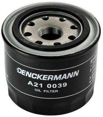 A210039 Engine oil filter DENCKERMANN - Cheap brand products