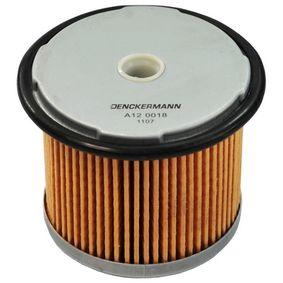 Kupite in zamenjajte Filter goriva DENCKERMANN A120018