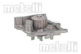 24-1049 METELLI für Zahnriementrieb, mit Dichtung Wasserpumpe 24-1049 günstig kaufen