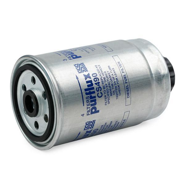 CS490 Filtre à carburant PURFLUX Test