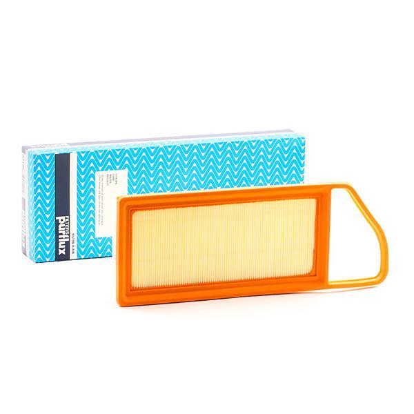 Zracni filter A1140 z izjemnim razmerjem med PURFLUX ceno in zmogljivostjo