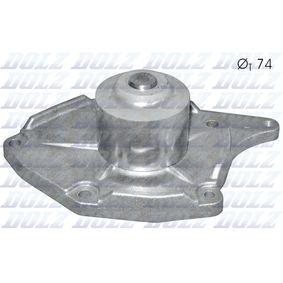 R227 Wasserpumpe DOLZ Test