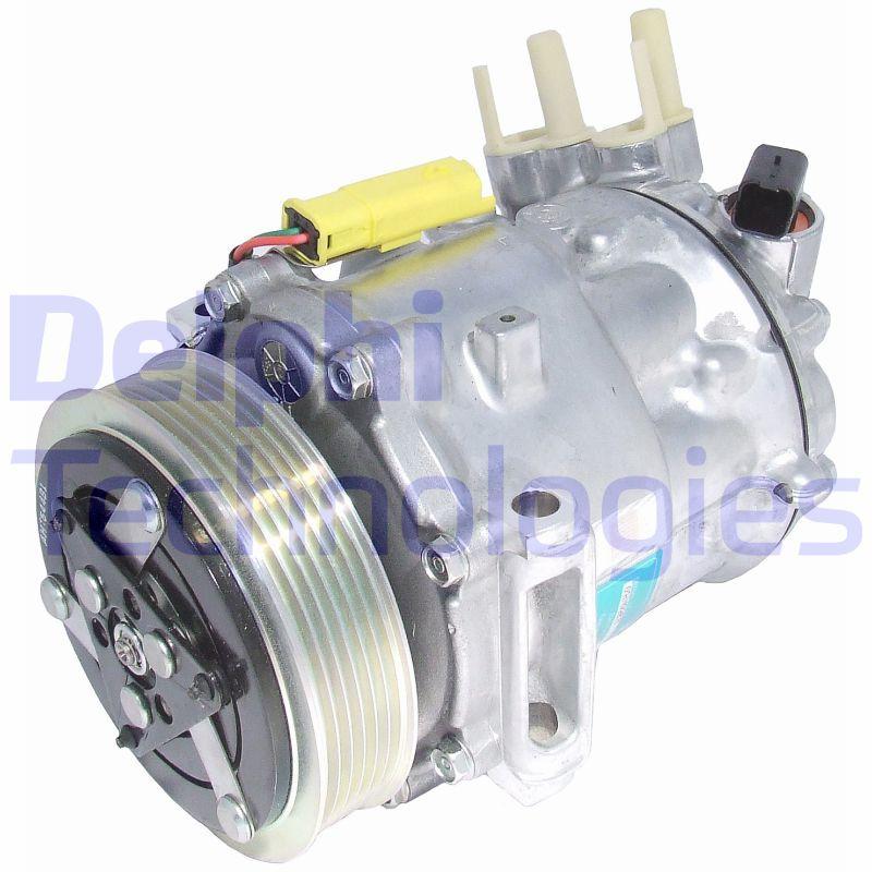 Original CITROËN Klimakompressor TSP0155956