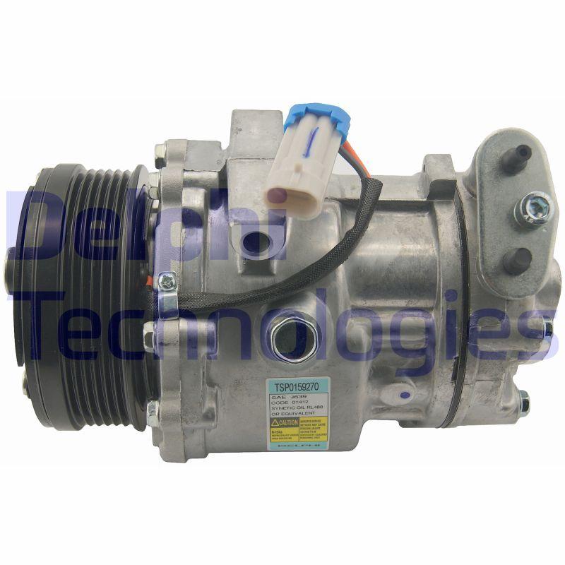 Kompressor Klimaanlage DELPHI TSP0159270