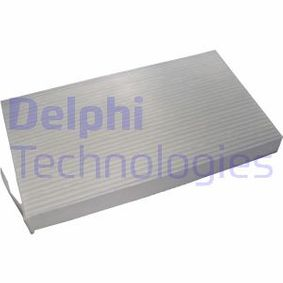 buy and replace Filter, interior air DELPHI TSP0325335
