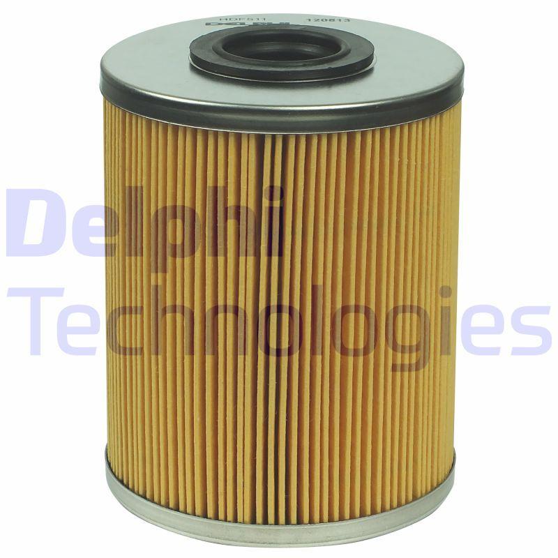 Original CITROËN Palivový filtr HDF511