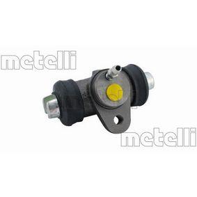 04-0044 METELLI Hål-Ø: 22,22mm Hjulcylinder 04-0044 köp lågt pris