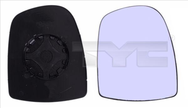 Außenspiegelglas TYC 325-0075-1
