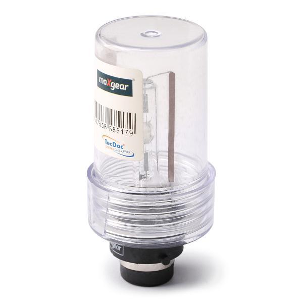 78-0108 MAXGEAR Glühlampe, Hauptscheinwerfer für MERCEDES-BENZ online bestellen