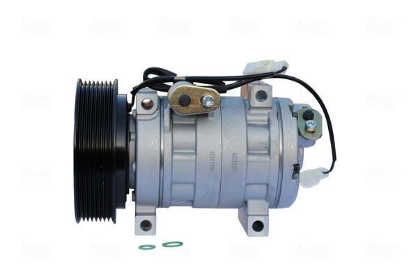 NISSENS Klimakompressor 89609