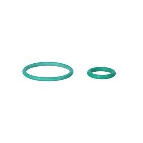 32263G NRF PAG 46, Kältemittel: R 134a, mit PAG-Kompressoröl Riemenscheiben-Ø: 100mm, Anzahl der Rillen: 6 Kompressor, Klimaanlage 32263G günstig kaufen