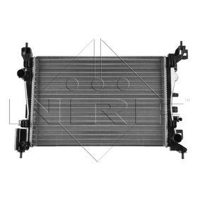 53115 Wasserkühler NRF 53115 - Große Auswahl - stark reduziert
