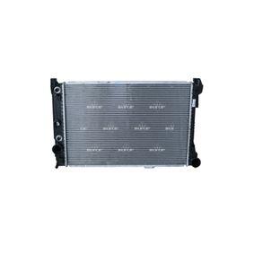 Nissens Radiateur refroidissement moteur pour refroidissement 67162