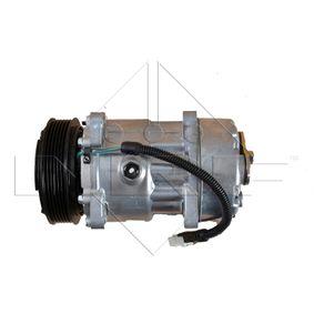 32744G NRF PAG 46, Kältemittel: R 134a, mit PAG-Kompressoröl Riemenscheiben-Ø: 125mm, Anzahl der Rillen: 7 Kompressor, Klimaanlage 32744G günstig kaufen