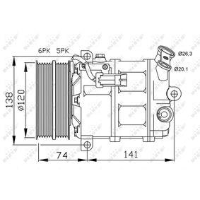 32668G Kompressor NRF - Markenprodukte billig