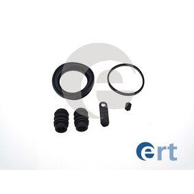 ostke ja asendage Remondikomplekt, Pidurisadul ERT 401763