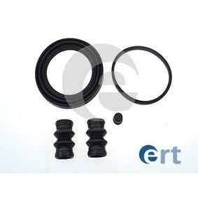 Įsigyti ir pakeisti remonto komplektas, stabdžių apkaba ERT 401800